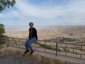 Judith in Jordanië