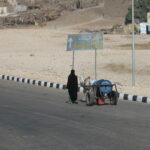 Onderweg in Egypte