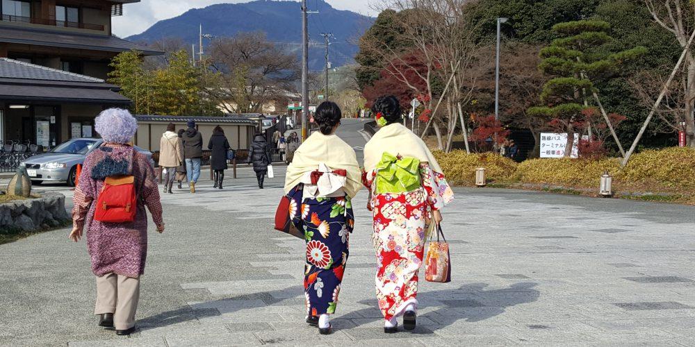 Japan, meer dan alleen Sushi