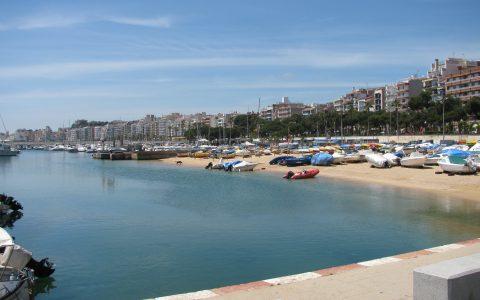 de spaanse kust