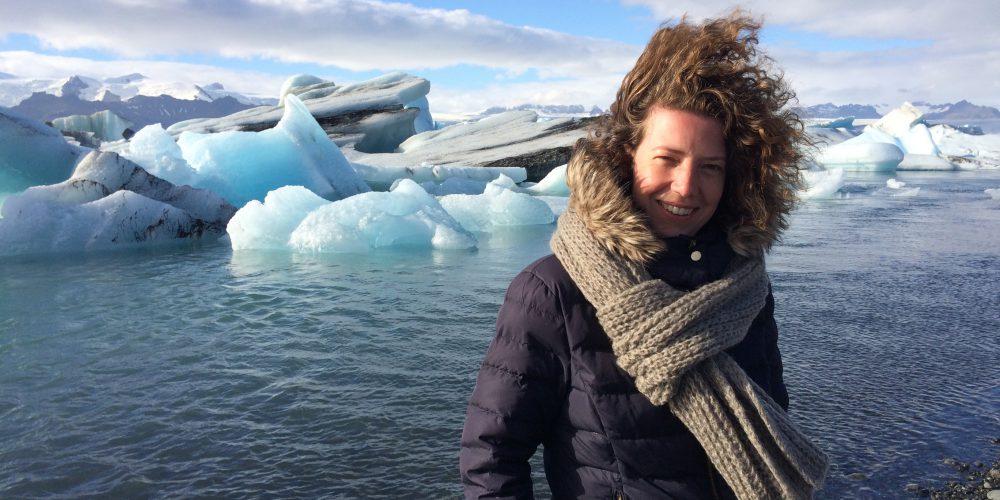 Jökulsárlón en meer schoonheid in IJsland