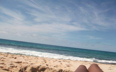 Stranden om bij weg te dromen op Kaapverdië