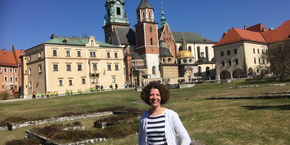 In een hoofdstad uit de Unesco-lijst van het Wereld Cultureel Erfgoed