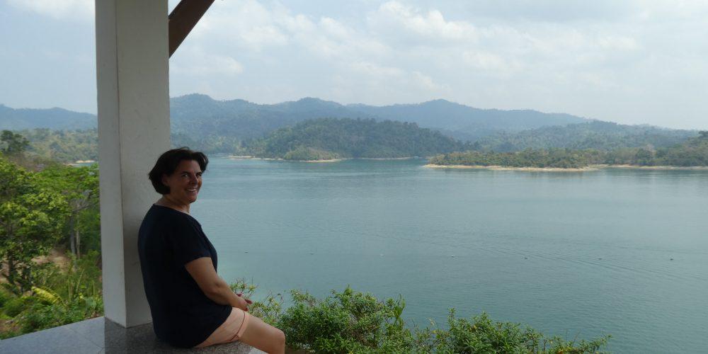 Thailand bezocht door Sonja