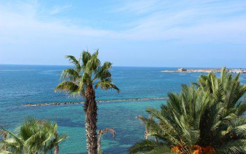 Paphos kust