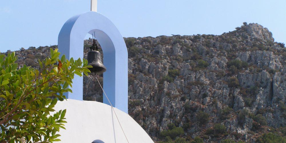 Het groene eiland Rhodos