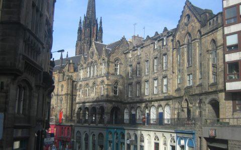Edinburgh stad