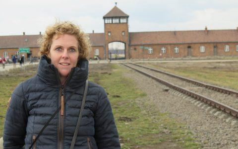 Auschwitz II Birkenau - toegangspoort