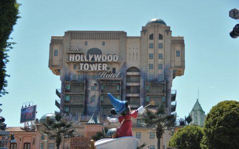 Disney Studio's Tower of Terror