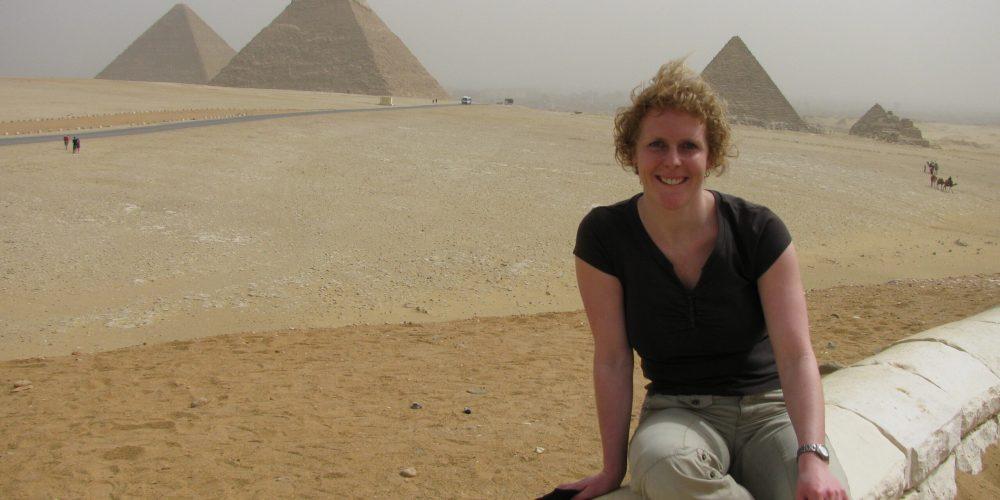 Eeuwenoude cultuur in Egypte