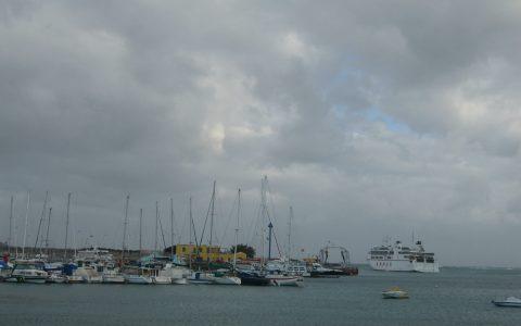 ferry naar Lanzarote