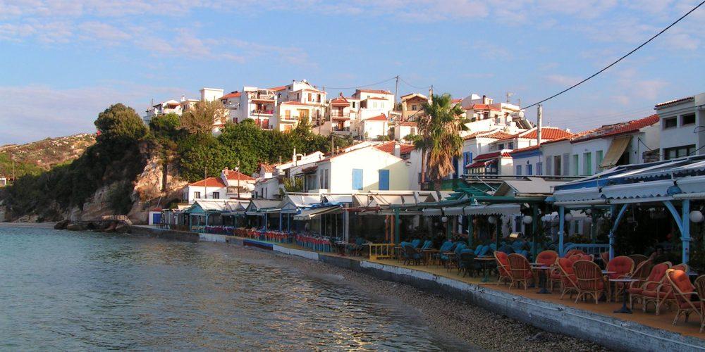 Genieten op Samos