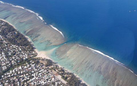 Lagune La Reunion