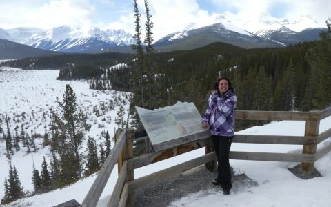 Winteravontuur in West-Canada