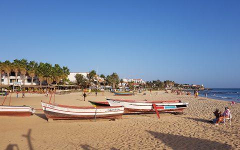 Strand Santa Maria