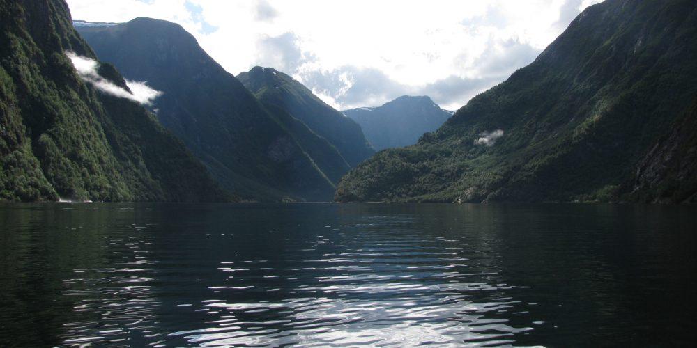 Overweldigende natuur in Noorwegen